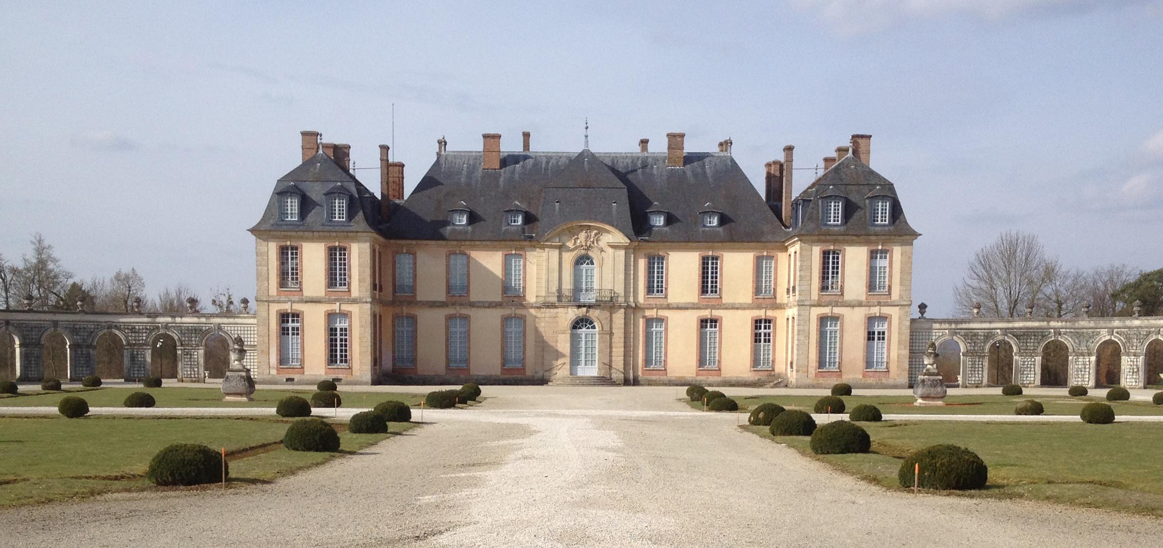 Chateau de la motte tilly motte tilly slap paysage for Paysagiste lille